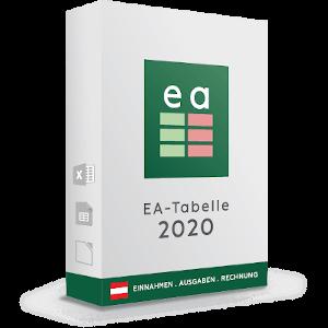 EA-Tabelle PRO Kleinunternehmer