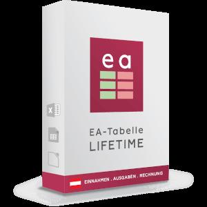 EA-Tabelle Lifetime Produktfoto
